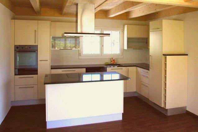 Küchen hell möbel abächerli
